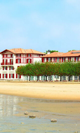 Accueil AYPHASSORHO Nos références Hôtel Azureva – Hossegor 64