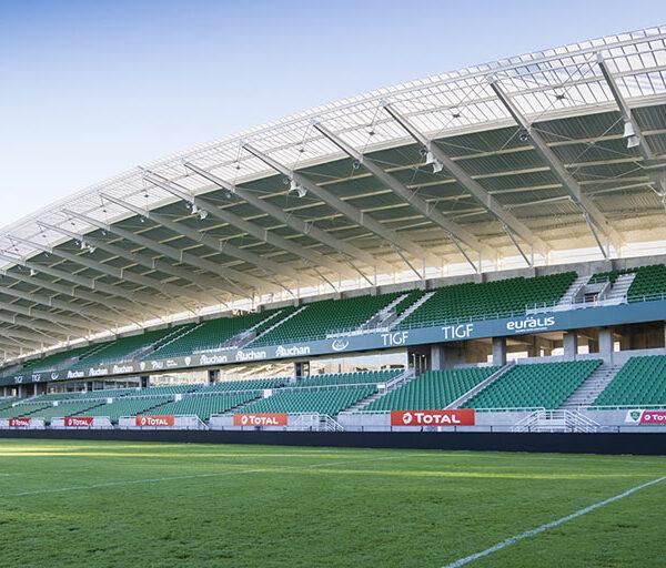 AYPHASSORHO Nos références Stade du Hameau - PAU