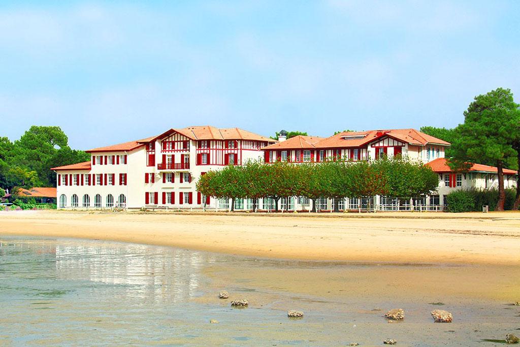 AYPHASSORHO Nos références Hôtel Azureva – Hossegor 64